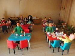 Cafeteria - right
