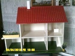 Crest Cottage, 1966-70