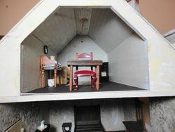 Ivy's attic bedroom