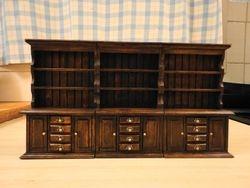 Third day...Ketterley's kitchen dresser finished