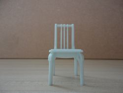 Plastic dining chair by JEAN, Germany