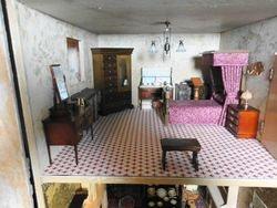 Professor Kirke's bedroom