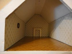 Attic on right (detail)