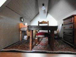 The right attic- a servant's room