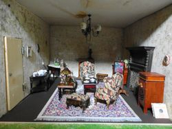 The sitting-room