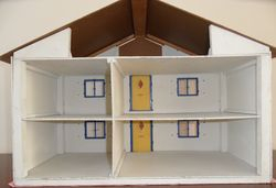 Tyrolean Dolls House, 1972 (Barclay Toy Group)