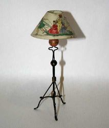 Another standard lamp