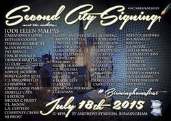 Second City Signings
