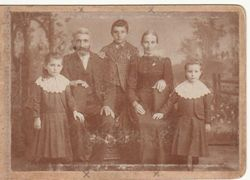 The Henry Crow family