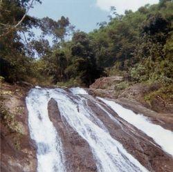Pre-Chomberi Water Falls 10-66