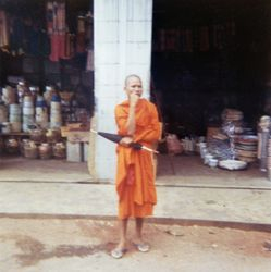 Buddist Monk  1966