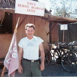 D  Company Hq. 1967