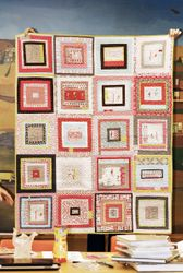 Traci's Sherbet Pips Quilt
