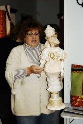 Lauren's White Queen Doll