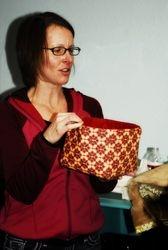 Emily's Fabric Box