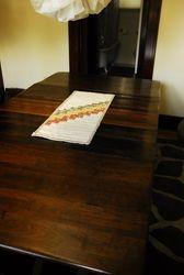 Zigzag Table Runner