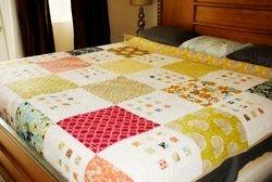 My BIGGEST quilt ever!