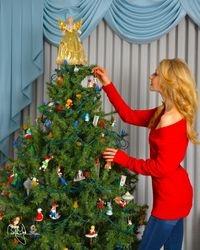 Decorating te tree