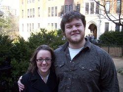 Kristen and Josh (LU)