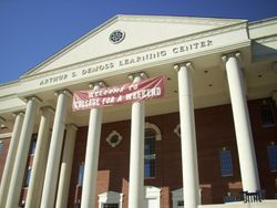 DeMoss Hall, Liberty University