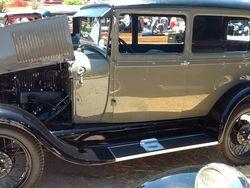 Monroe Brown's Model A - Royston, GA
