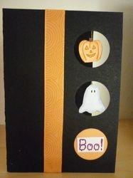 October Challenge - 'Boo' 3