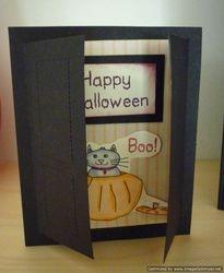 October Challenge - 'Boo 1'