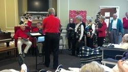 Welcome St. Andrews Senior Choir!