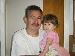 Grandaddy with Emma Jean