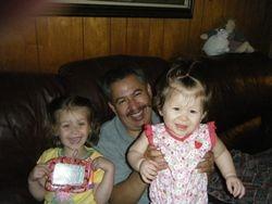 Grandaddy n the girls,