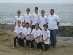 2010 PHHS Boys Water Polo Junior Varsity