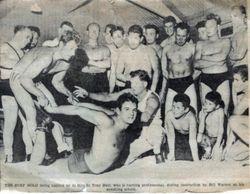 Bill Warners Wrestling School