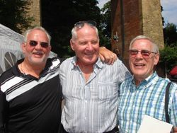 Tony Bates, Sean Regan, Bobby Barnes