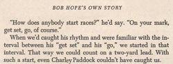 Bobe Hope (Book) Quote
