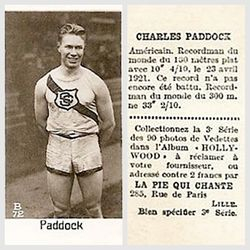 French Trading Card  -  Cir: 1930