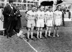 1920 Olympic Winners - A