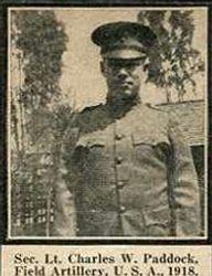 Age 18 - WW I