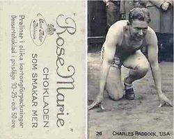 1930´s  #26 Charles Paddock