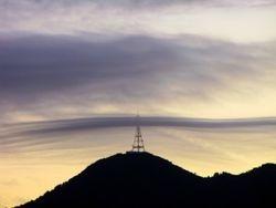 Sunrise Viewed From  Waitoa