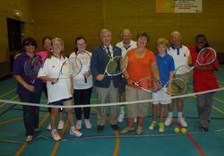 The players and instructors