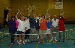 It's a racket!