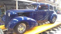 Brian J's Oldsmobile Coupe