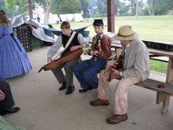Batesville CW ReEnactment-May 2012