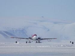 Bassler landing