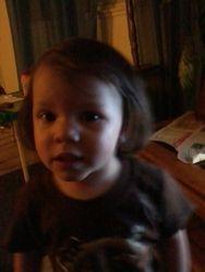 My Grandaughter Saundra Age 2