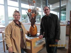 VC Library Gourd Dedication  Feb-2013