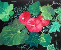 Flower -Aycrylic