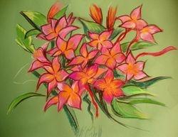 Flowers - pastels