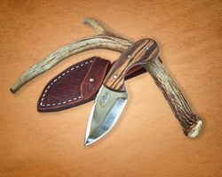 Zebra Wood Handle   SOLD