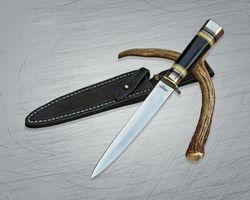 The Assassin (Ebony & Ivory Handle) SOLD